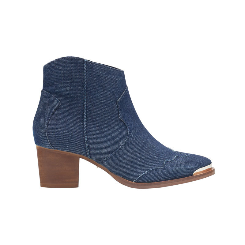 Jeans Boots von Stradivarius