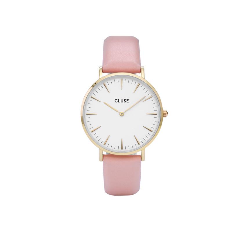 Uhr von Cluse in Pink