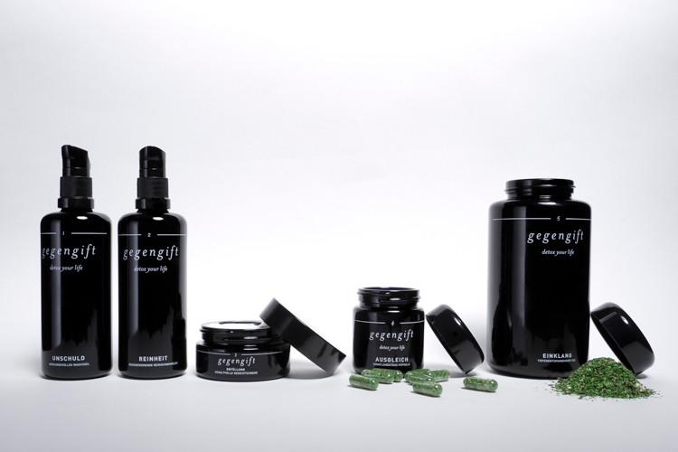 Gegengift Detox Kosmetik