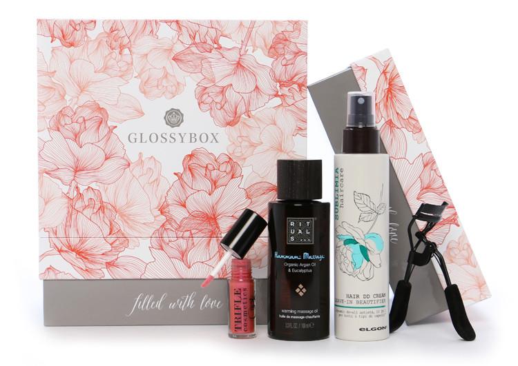 GLOSSYBOX zum Muttertag