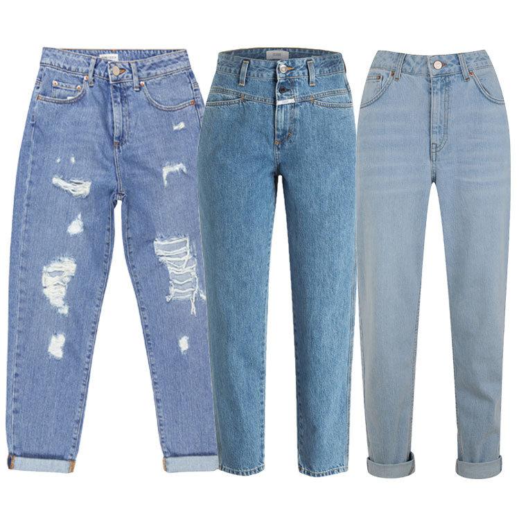 Mom Jeans Modelle