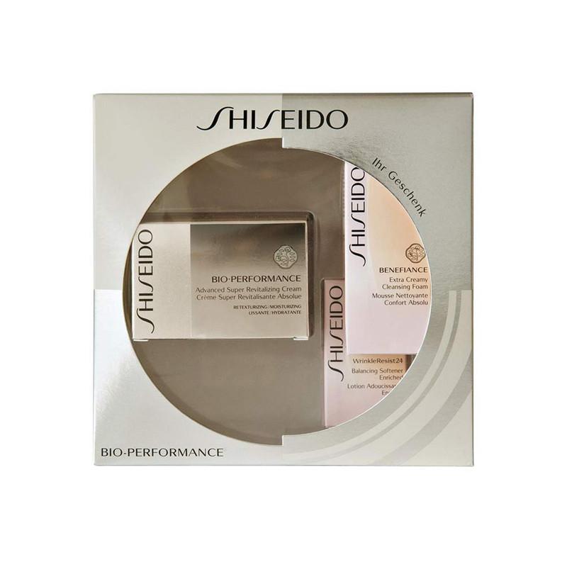 Shiseido Pflege-Set Bio Performance