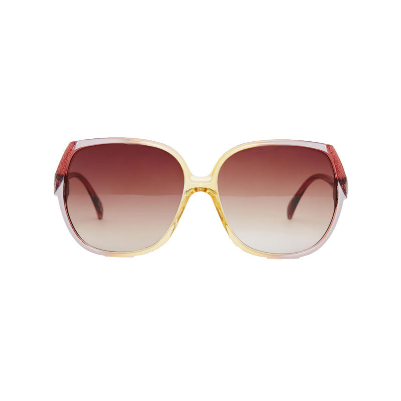Sonnenbrille in Rosa von Hot List