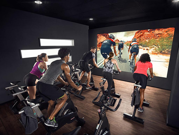 Spinning bei McFit
