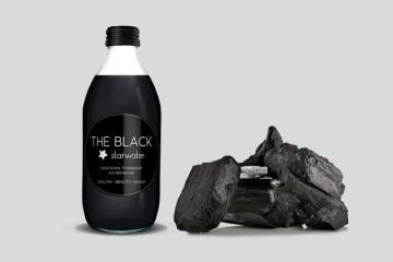 Starwater The Black Aktivkohle Wasser