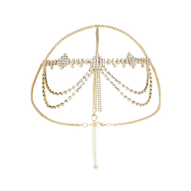 Goldene Tiara von Asos