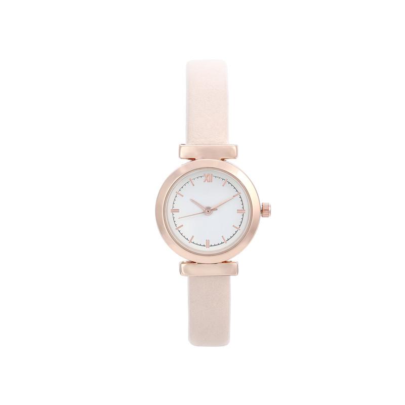 Uhr von Bijou Brigitte in Rosa