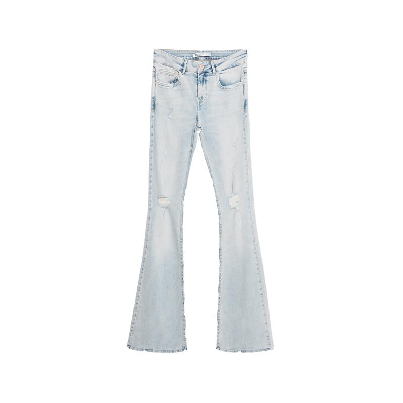 Flared Jeans von ZARA