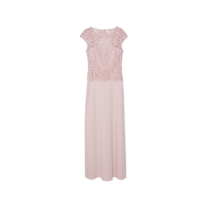 Rosa Kleid von Mango – BEAUTYPUNK