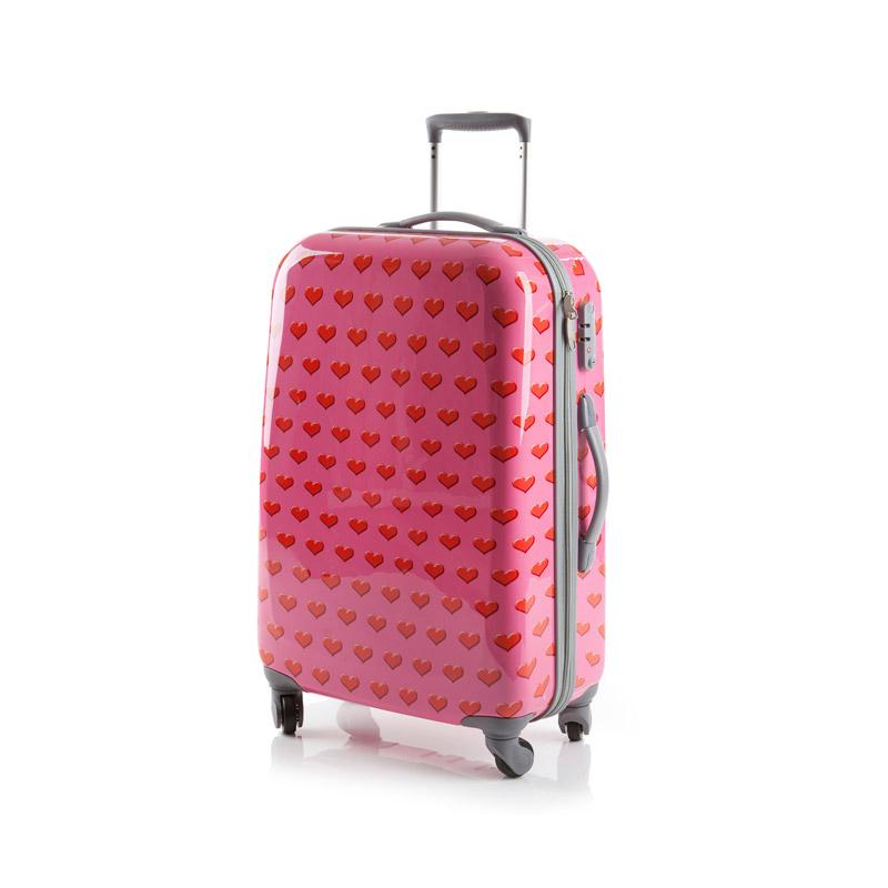 koffer reisen herzchen