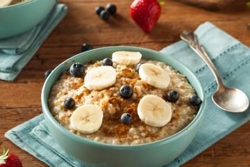 Porridge, Oatmeal, Haferbrei