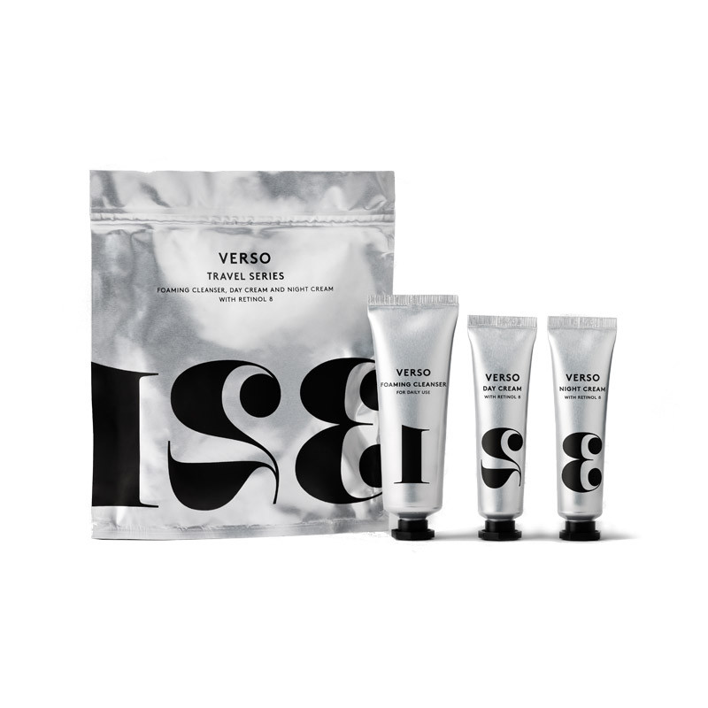 Reiseset Verso Skincare
