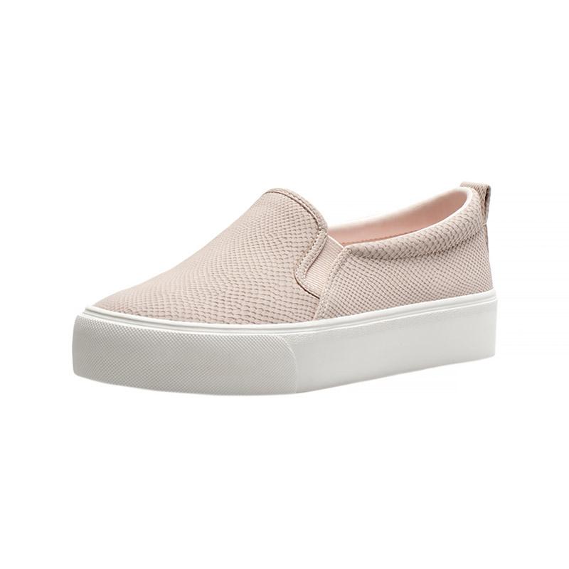Slip On Sneaker Plateau
