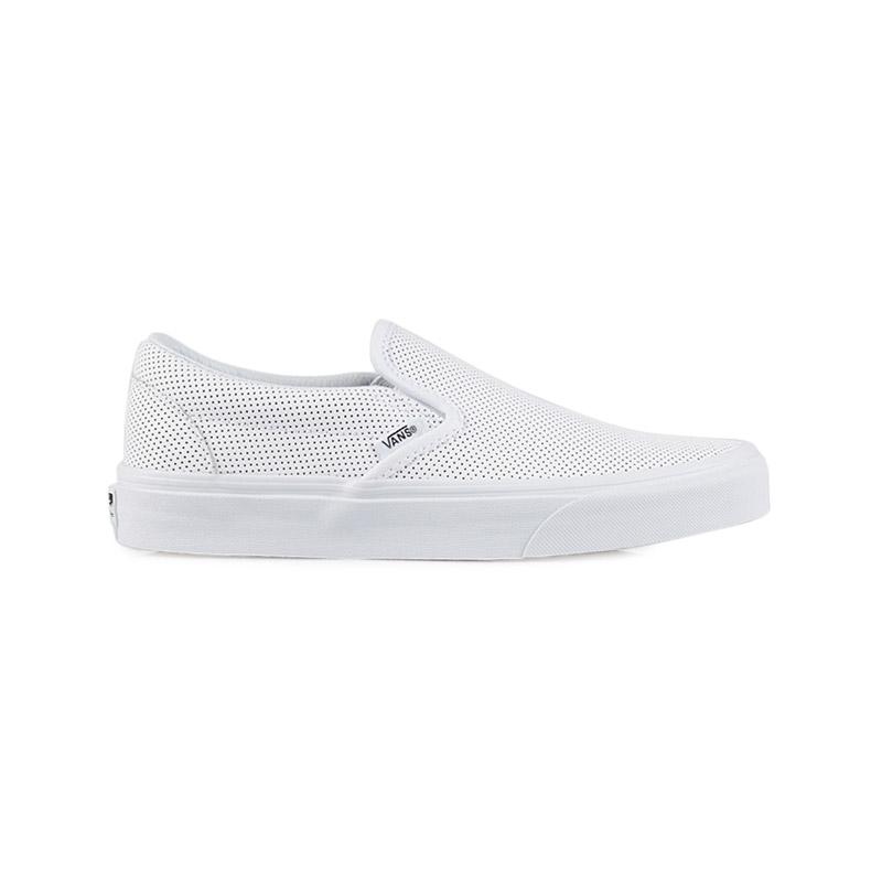 Slip-On Sneaker Vans weiß