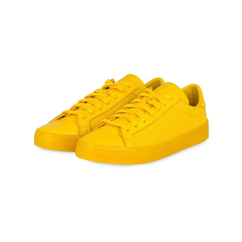 Gelbe Sneaker von adidas
