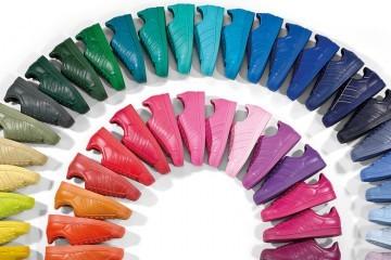 Bunte Sneakers von adidas