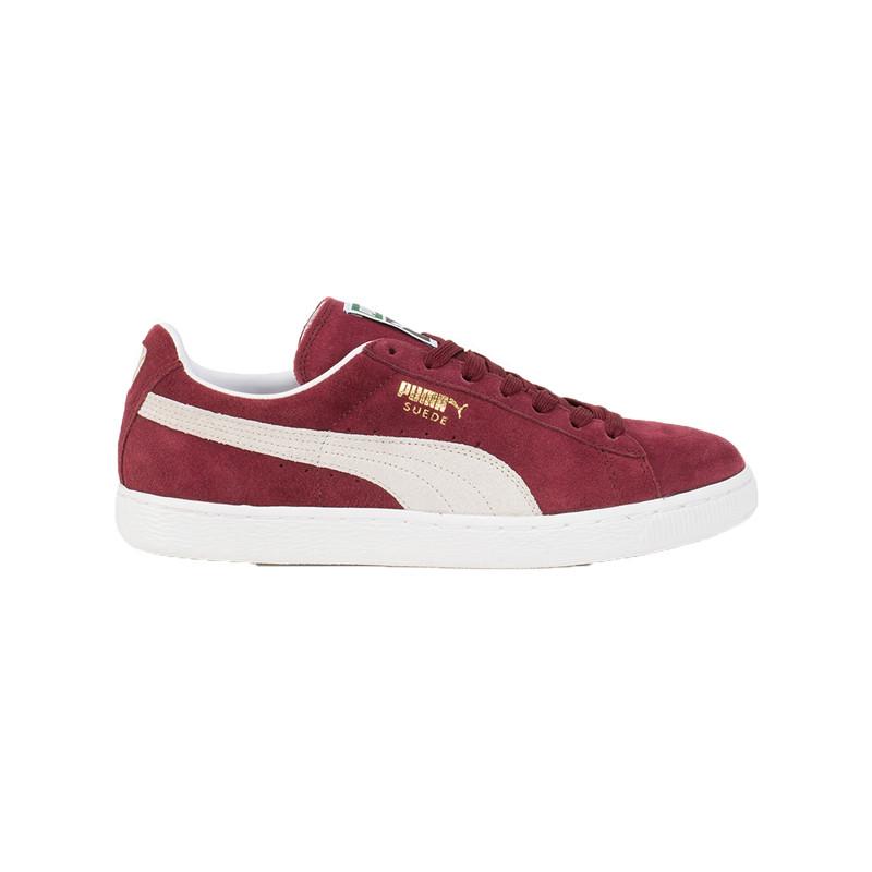 Rote Sneaker von Puma