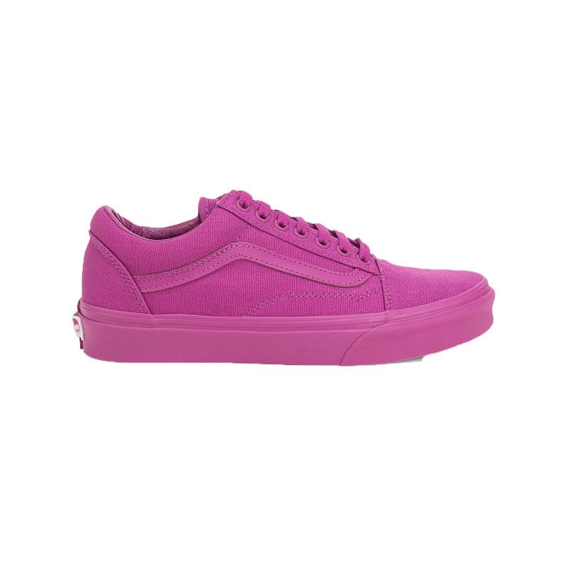 Sneaker von Vans in Lila