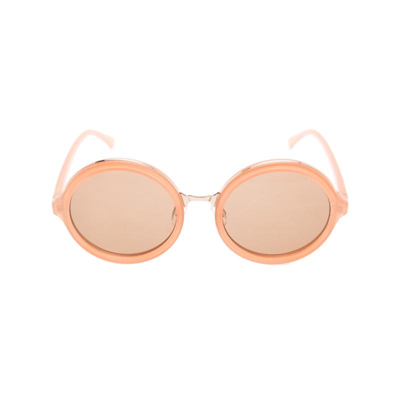 Runde Sonnenbrille von Stradivarius