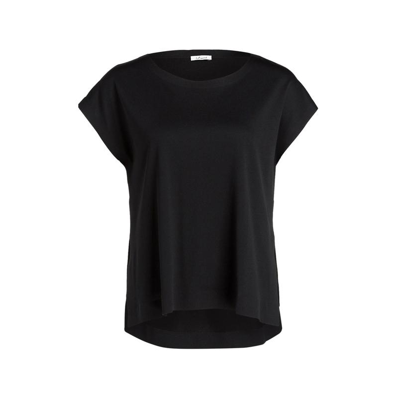 Schwarzes T-Shirt von iheart
