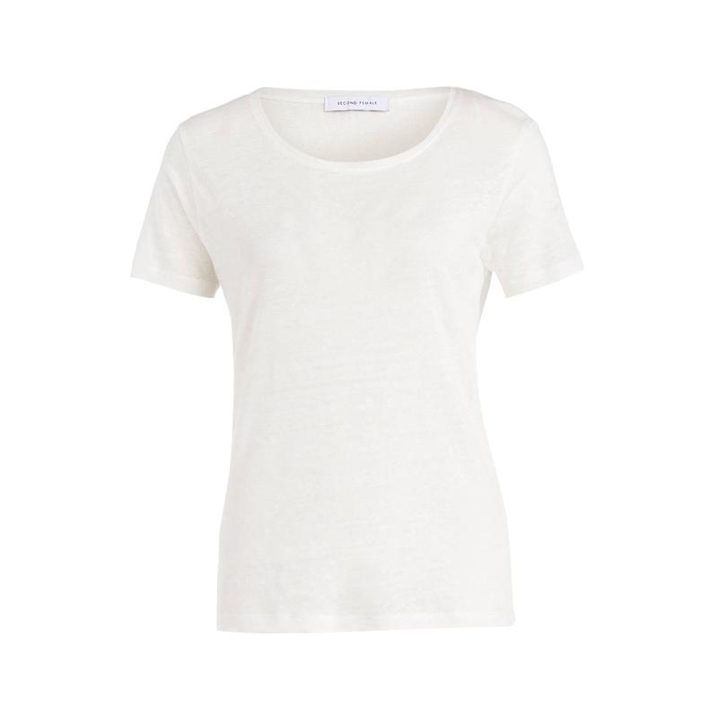 Weisses T-Shirt von Second Female