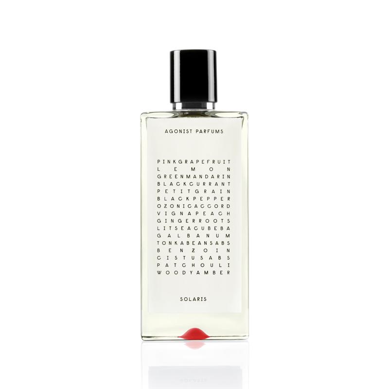 Agonist parfum dezent buero solaris duft
