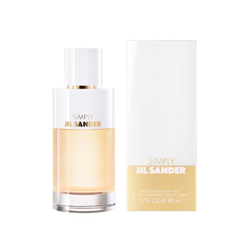 Jilsander simply duft parfum buero