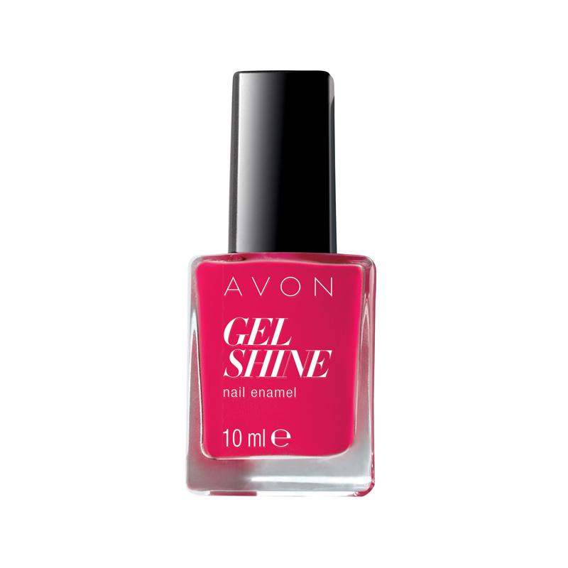 avon gel shine nagellack fabulous