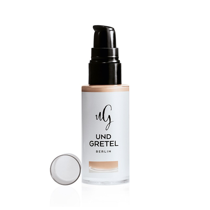 foundation makeup undgretel naturkosmetik