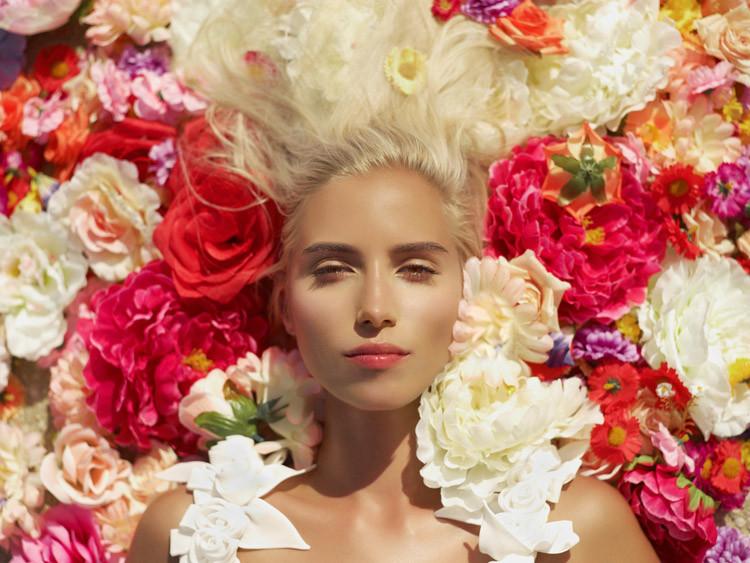 haarpflege blond