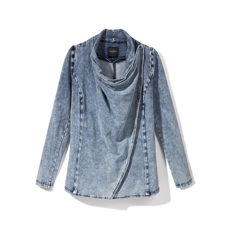 Jeans Jacke von Reserved