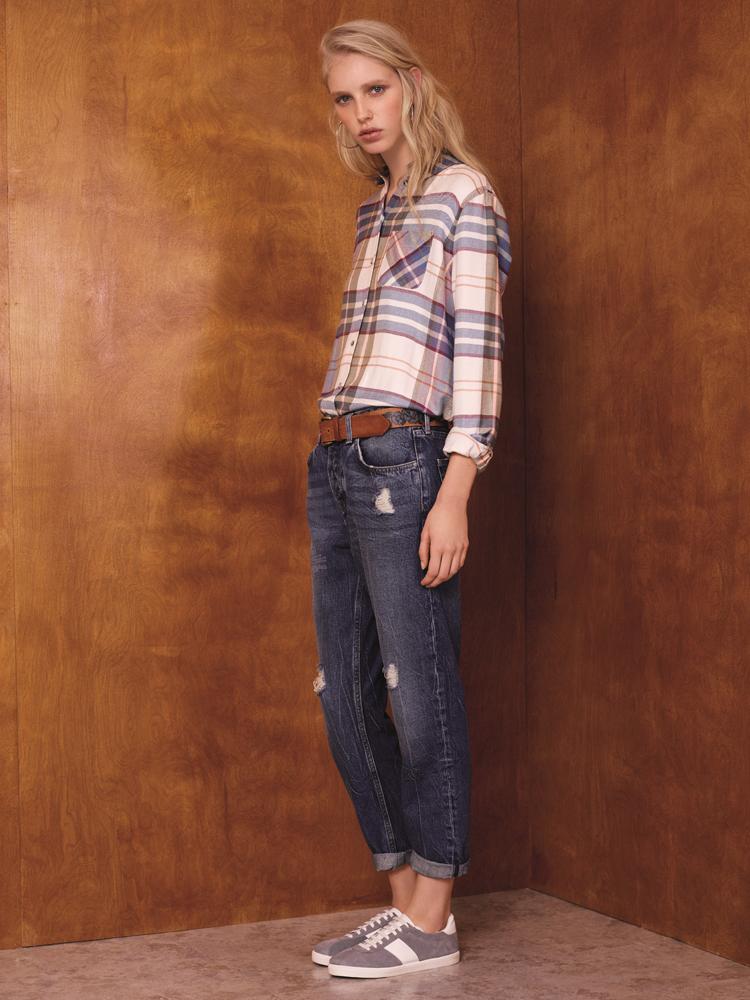 Jeans von Topshop