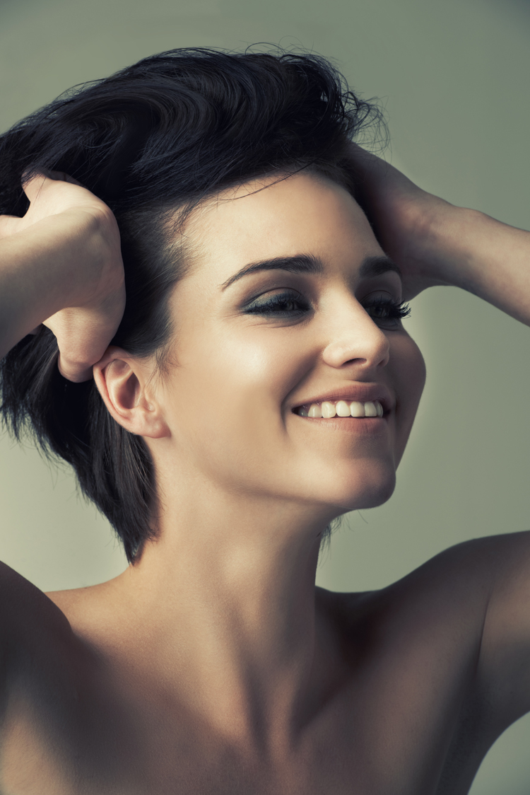 So Stylst Du Deine Kurzhaarfrisur Beautypunk