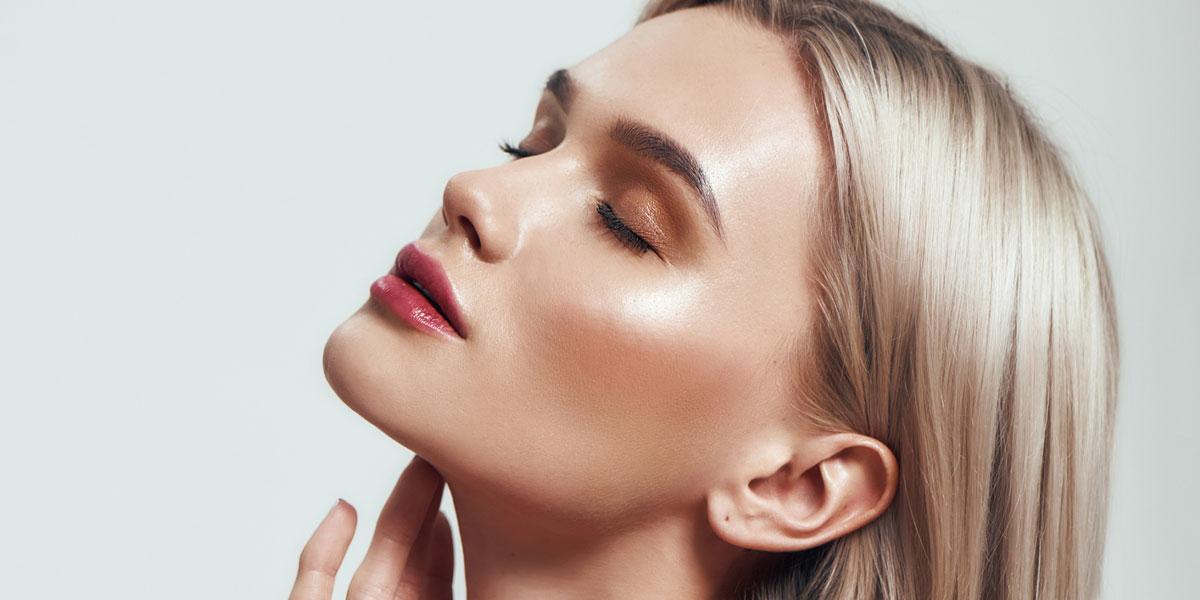 make-up glow