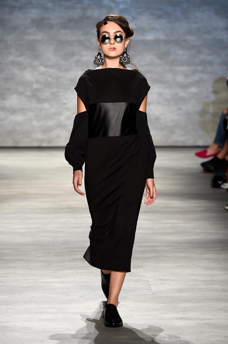 Mercedes Benz Fashion Week New York / Dorin Negrau