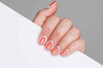 nail contouring nageltrend