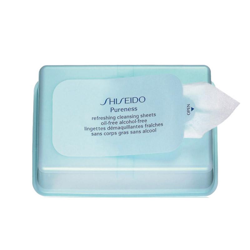 reinigungstuch shiseido