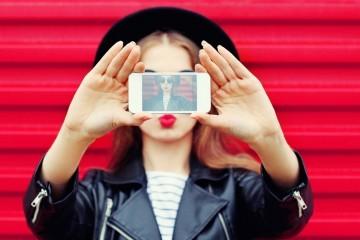 selfie foto
