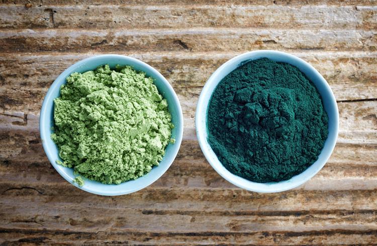 Superfood Spirulina