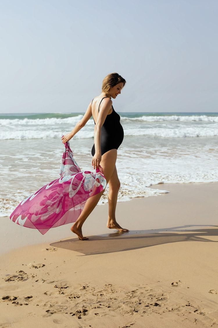 badeanzug schwangerschaftsmode