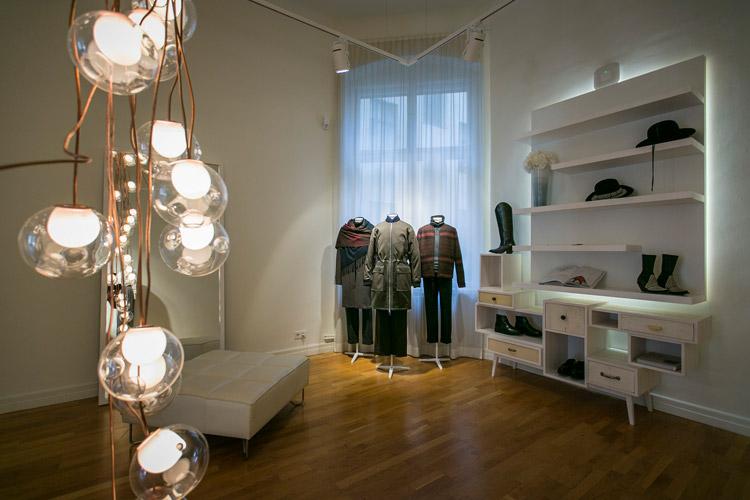 hm showroom