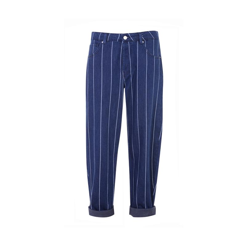 Hosen mit Streifen von Topshop