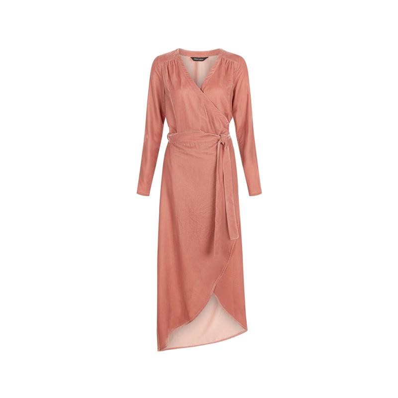 Samt Kleid von New Look