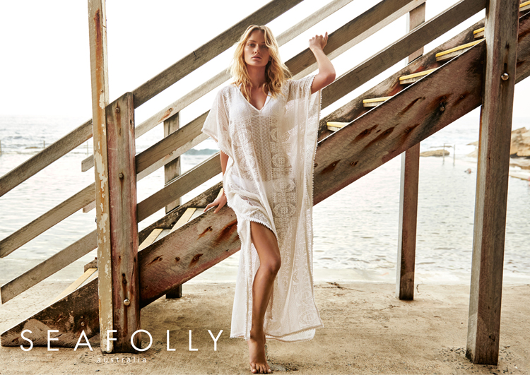 seafolly kaftan