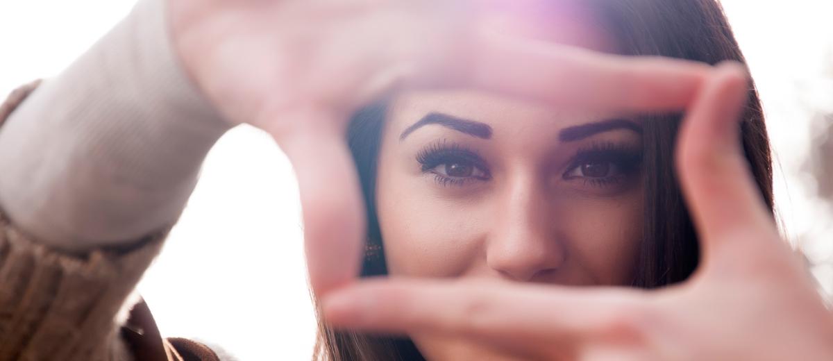 Schminktipps: Auf die Augenform kommt es an