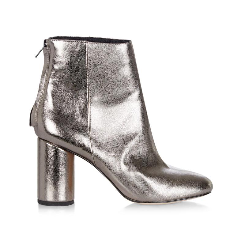 Metallic Boots von New Look