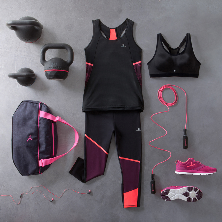 decathlon outfit sport