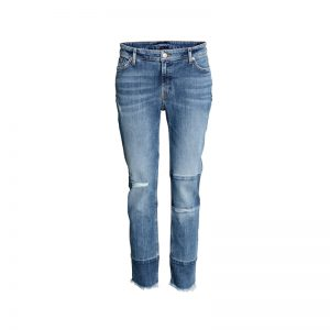 Destroyed Jeans von H&M