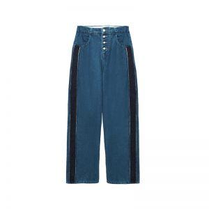 Weite Jeans von ZARA