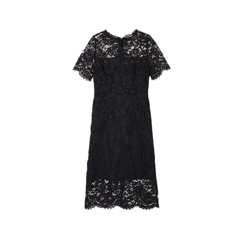 Schwarzes Kleid von Molly Bracken